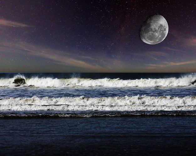 """Selene at the Sea"" by Luis Argerich on Flickr"